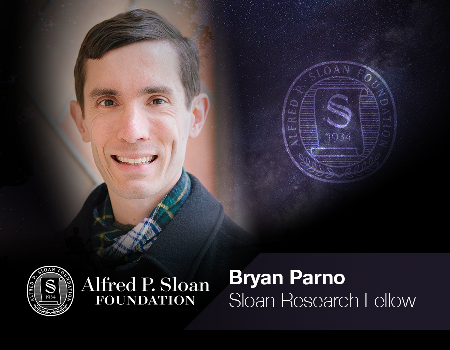 Bryan Parno Receives Sloan Research Award
